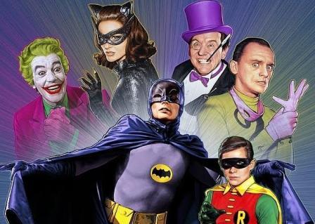 Classic Batman Poster