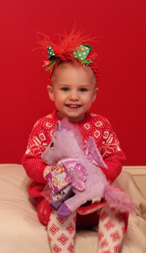 Fiora Christmas Pegasus