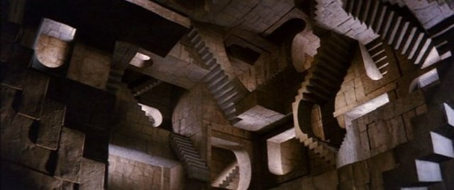 Labyrinth Escher