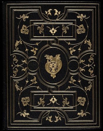 Old Vintage Book Cover