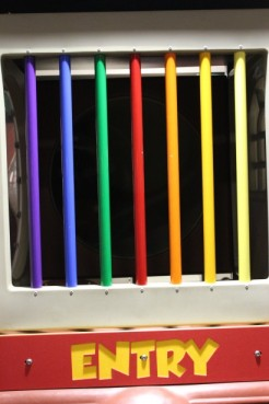 Rainbow Entrance