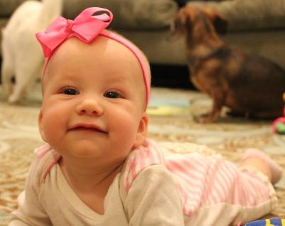 Sophie Smiling