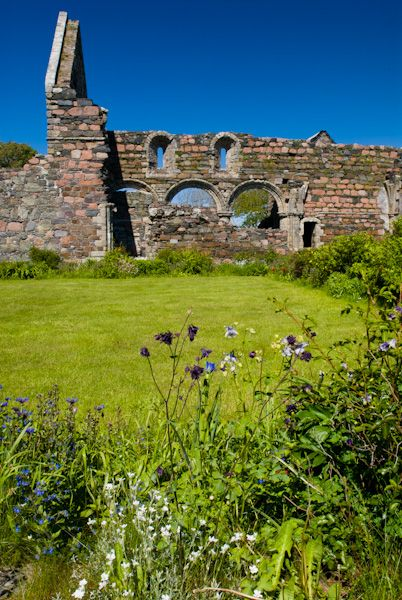 Iona Nunnery, Great Britain